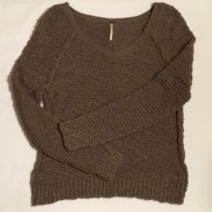 Free People Pullover Sweater sz S/P